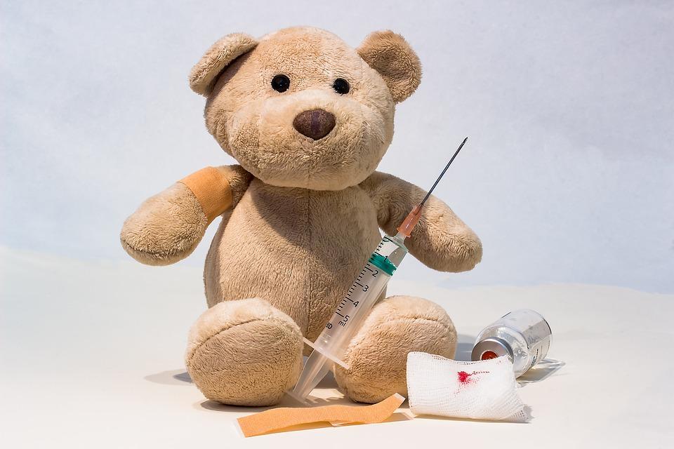 szczepienie dzieci i niemowląt