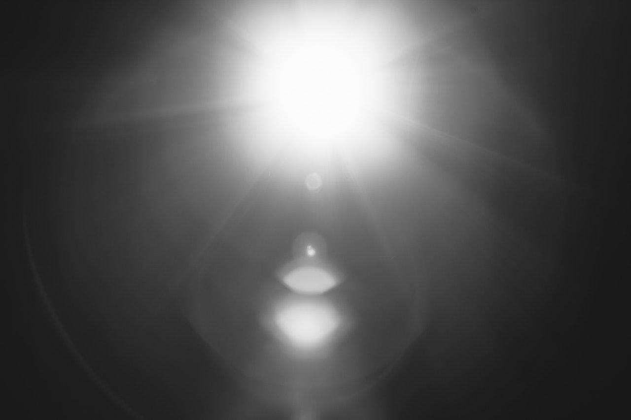 nadwrażliwość na światło