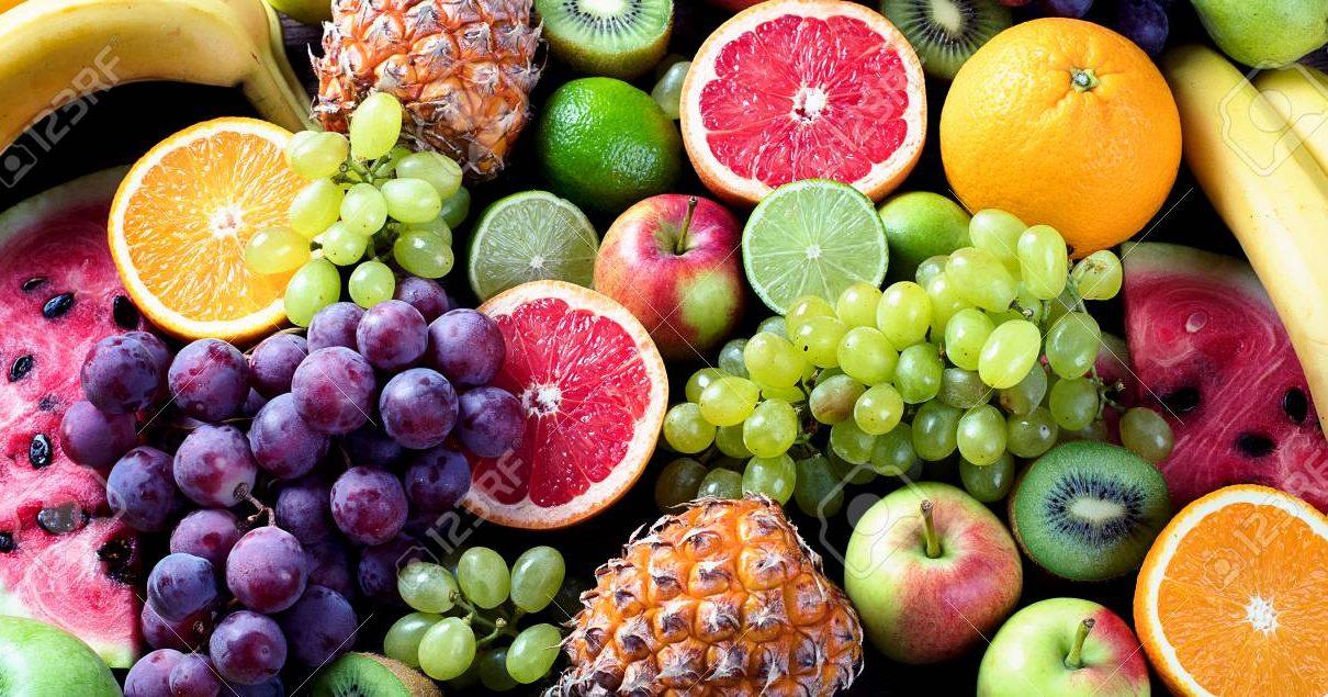 owoce fruktoza