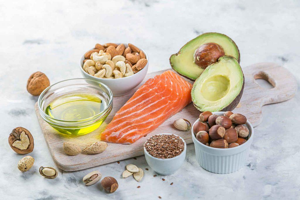 zdjęcie zdrowego tłuszczu