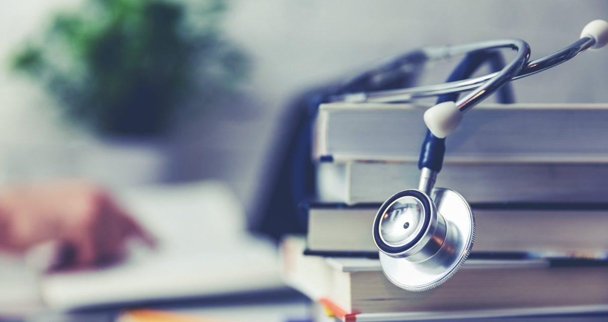 książki o tematyce medycznej