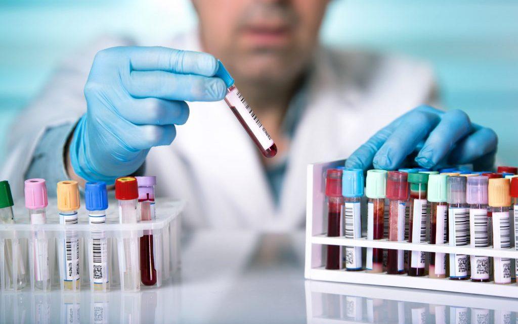 usługi badania laboratoryjne